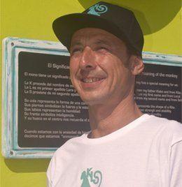Borja Domenech: Instructor kite local school (Tarifa)
