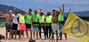 Curso en grupo de kitesurf en Tarifa