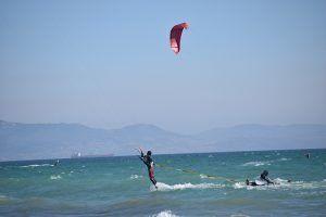 clases individuales de kite en tarifa