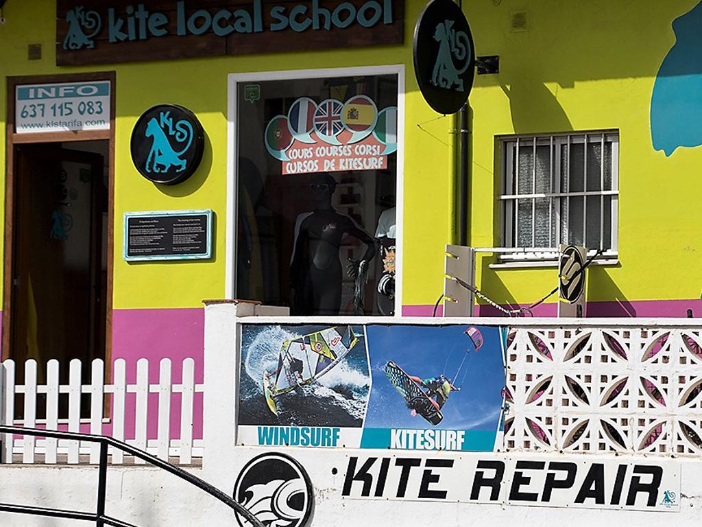 Escuela de winsurf y kitesurf