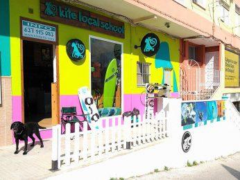Kite Local School: nuestra tienda de surf