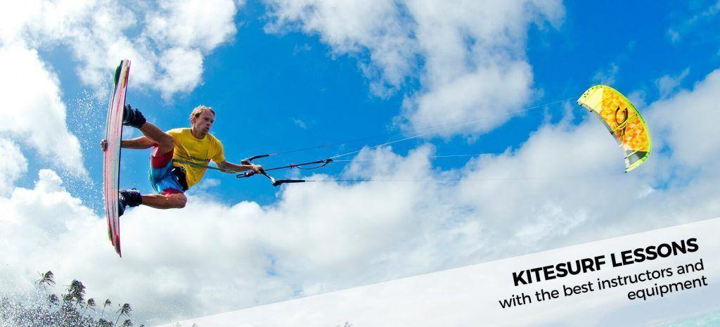 kitesurf school in tarifa