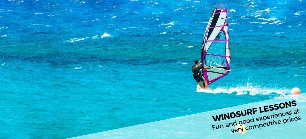 Clases de Windsurf | Windsurf lesson in Tarifa